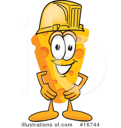 Hard Hat Clipart #16744 by Toons4Biz