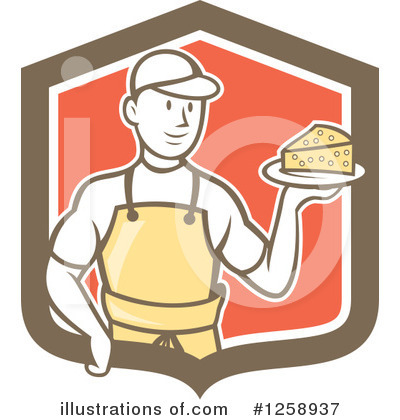 Cheese Clipart #1258937 by patrimonio