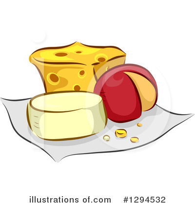 Dairy Clipart #1294532 by BNP Design Studio