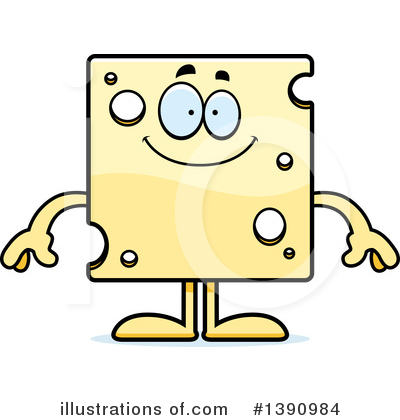 Cheese Clipart #1390984 by Cory Thoman