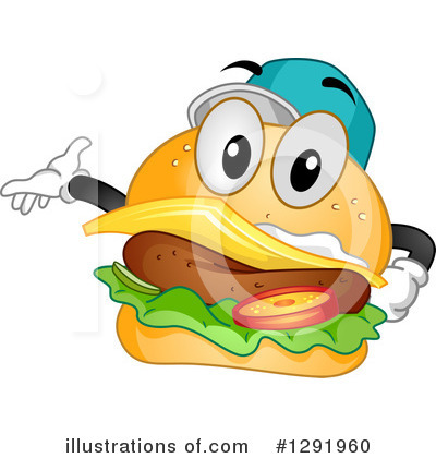 Fast Food Clipart #1291960 by BNP Design Studio