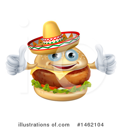 Mexican Clipart #1462104 by AtStockIllustration