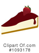 Cheesecake Clipart #1093178 by Randomway