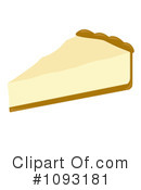 Cheesecake Clipart #1093181 by Randomway