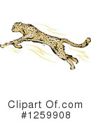 Cheetah Clipart #1259908 by BNP Design Studio