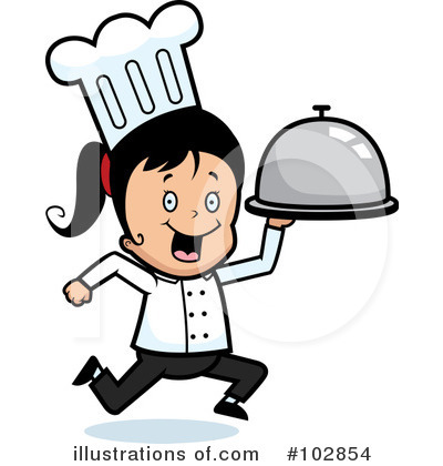 Chef Clipart #102854 by Cory Thoman
