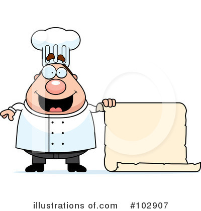 Chef Clipart #102907 by Cory Thoman