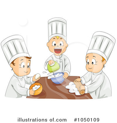 Chef Clipart #1050109 by BNP Design Studio