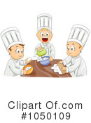 Royalty-Free (RF) Chef Clipart Illustration #1050109