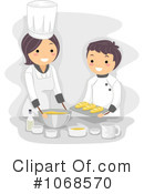 Chef Clipart #1068570 by BNP Design Studio