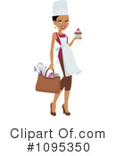 Royalty-Free (RF) Chef Clipart Illustration #1095350