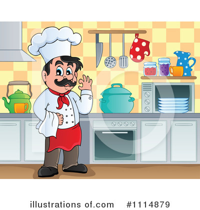 Kitchen Clipart #1114879 by visekart