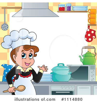 Kitchen Clipart #1114880 by visekart