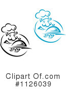 Chef Clipart #1126039 by Vector Tradition SM