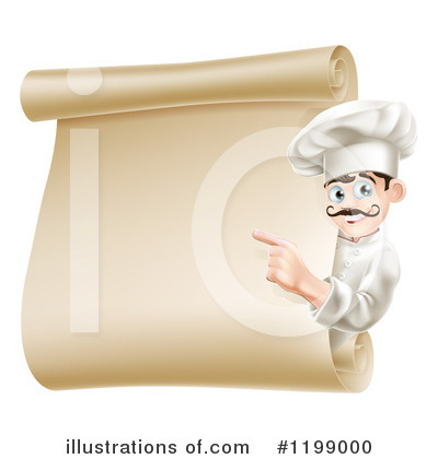Chef Clipart #1199000 by AtStockIllustration