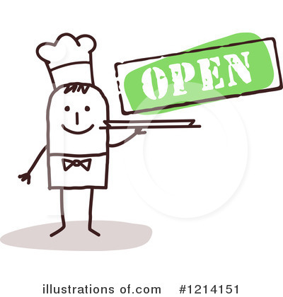 Chef Clipart #1214151 by NL shop