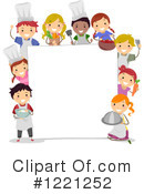 Chef Clipart #1221252 by BNP Design Studio