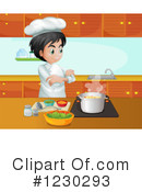 Chef Clipart #1230293 by Graphics RF