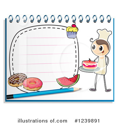 Baker Clipart #1239891 by Graphics RF