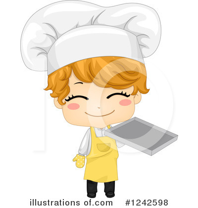 Baker Clipart #1242598 by BNP Design Studio