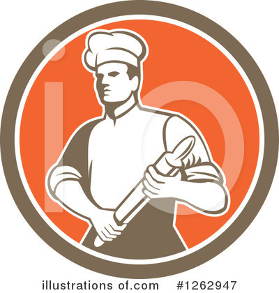 Chef Clipart #1262947 by patrimonio