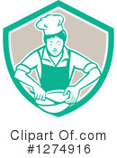 Chef Clipart #1274916 by patrimonio