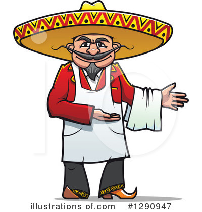 Mexican Clipart #1290947 by Vector Tradition SM