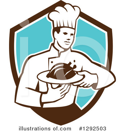 Chef Clipart #1292503 by patrimonio