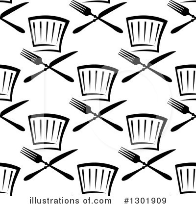 Toque Clipart #1301909 by Vector Tradition SM