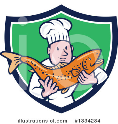 Chef Clipart #1334284 by patrimonio