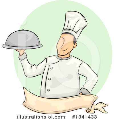 Chef Clipart #1341433 by BNP Design Studio
