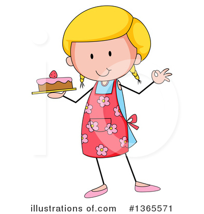 Baking Clipart #1365571 by Graphics RF