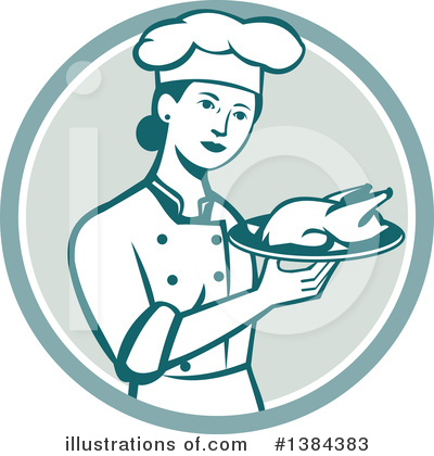 Chef Clipart #1384383 by patrimonio