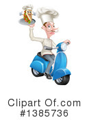 Chef Clipart #1385736 by AtStockIllustration
