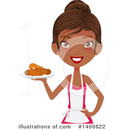 Chef Clipart #1400822 by Melisende Vector