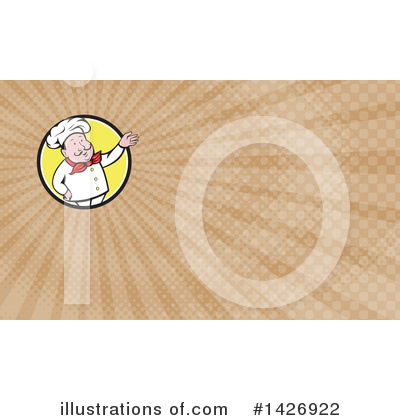 Business Card Design Clipart #1426922 by patrimonio