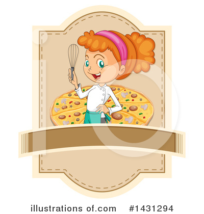 Pizza Clipart #1431294 by Graphics RF