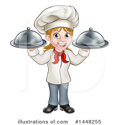 Chef Clipart #1448255 by AtStockIllustration