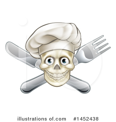 Chef Hat Clipart #1452438 by AtStockIllustration
