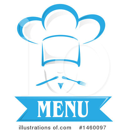 Menu Clipart #1460097 by Domenico Condello