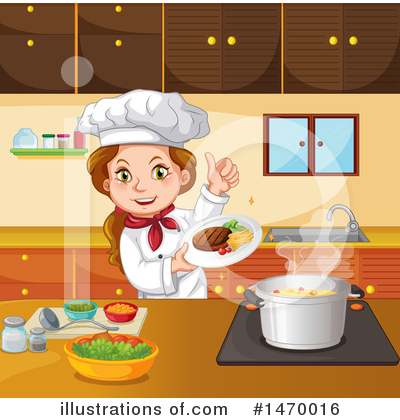 Cooking Clipart #1470016 by Graphics RF