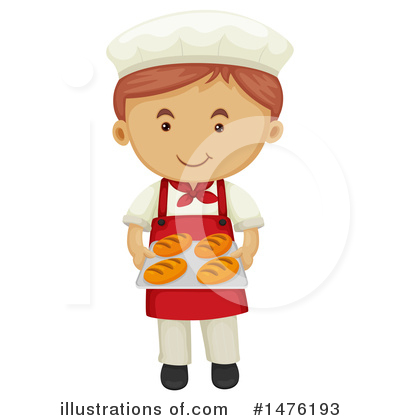 Baker Clipart #1476193 by Graphics RF