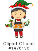 Royalty-Free (RF) Chef Clipart Illustration #1476196