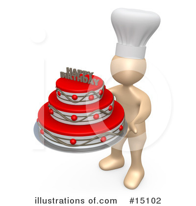 Chef Clipart #15102 by 3poD