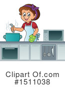 Chef Clipart #1511038 by visekart