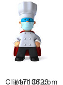 Chef Clipart #1713823 by Julos