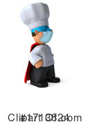 Chef Clipart #1713824 by Julos