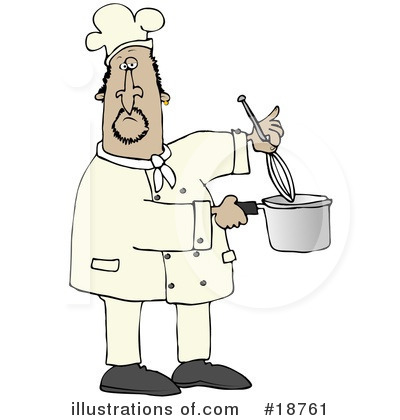 Chef Clipart #18761 by djart