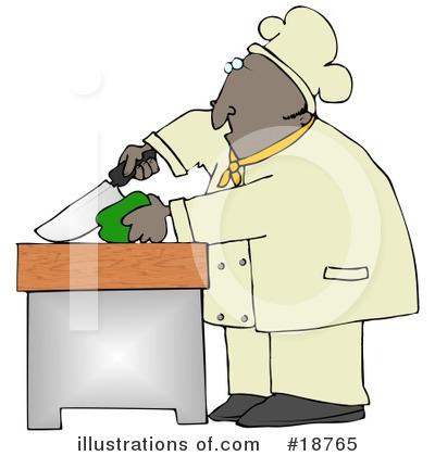 Chef Clipart #18765 by djart