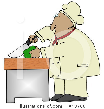 Chef Clipart #18766 by djart
